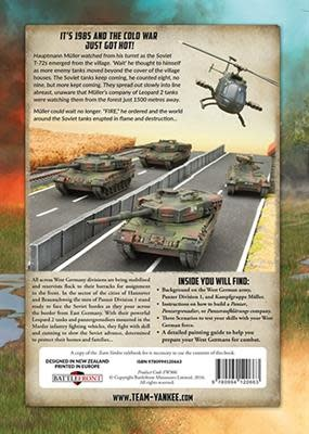 Team yankee Team Yankee Book: German- Leopard