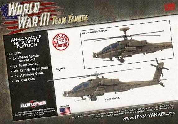 Team yankee Team Yankee: American- AH-64 Apache Helicopter Platoon