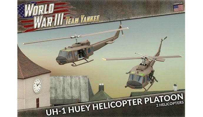 Team yankee Team Yankee: American- UH-1 Huey Helicopter Platoon