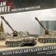 Team yankee Team Yankee: American- M109 Field Artillery Battery
