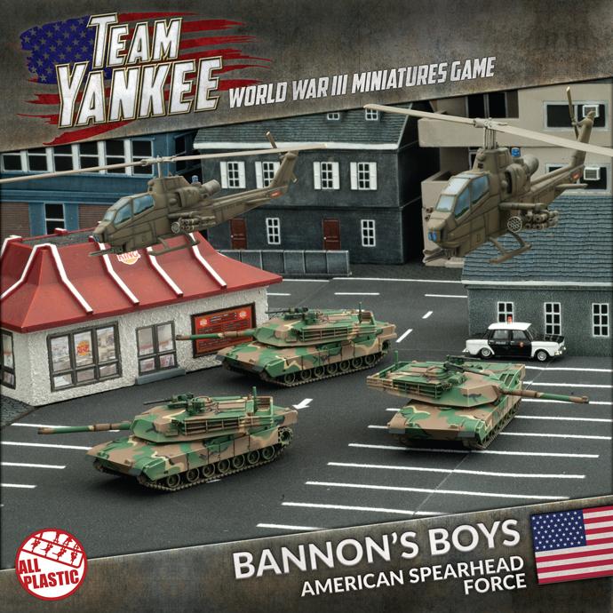Team yankee Team Yankee: American- Bannon's Boys
