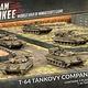 Team yankee Team Yankee: Soviet- T-64 Tankovy Company