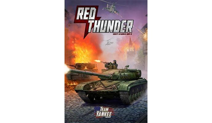 Team yankee Team Yankee Book: Soviet- Red Thunder