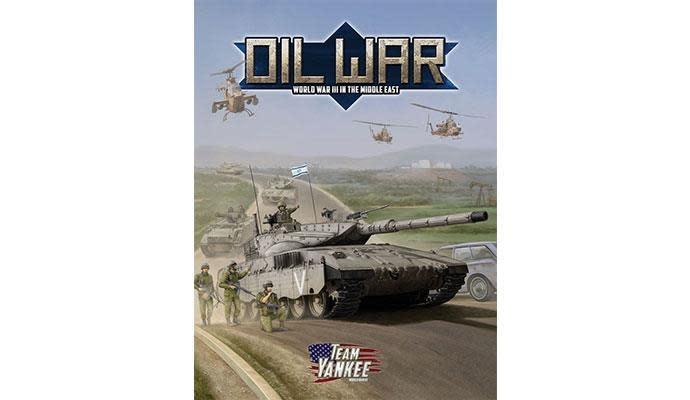 Team yankee Team Yankee Book: Oil War Hardcover