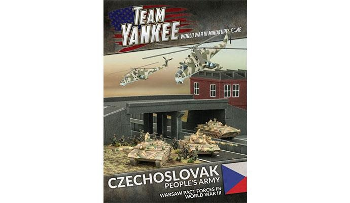 Team yankee Team Yankee: Czechoslovak- Peoples Army