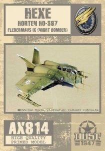 Dust Tactics Dust Tactics: Hexe Horten HO-347 Fledermaus