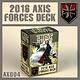 Dust Tactics Dust Tactics: 2016 Axis Forces Deck