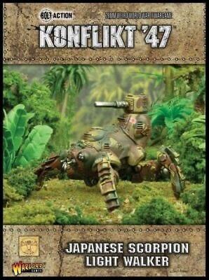 Warlord games Konflikt '47: Japanese- Scorpion Light Walker