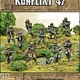 Warlord games Konflikt '47: British- Armoured Infantry Section