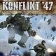 Warlord games Konflikt '47: Rule book