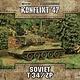 Warlord games Konflikt '47: Soviet- T-34/ZP