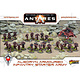 Warlord games Beyond the Gates of Antares: Algoryn- Armoured Infantry Starter Army