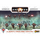 Warlord games Beyond the Gates of Antares: Algoryn- Armoured Infantry