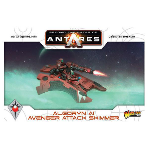 Warlord games Beyond the Gates of Antares: Algoryn- AI Avenger Attack Skimmer