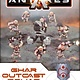 Warlord games Beyond the Gates of Antares: Ghar- Outcast Squad