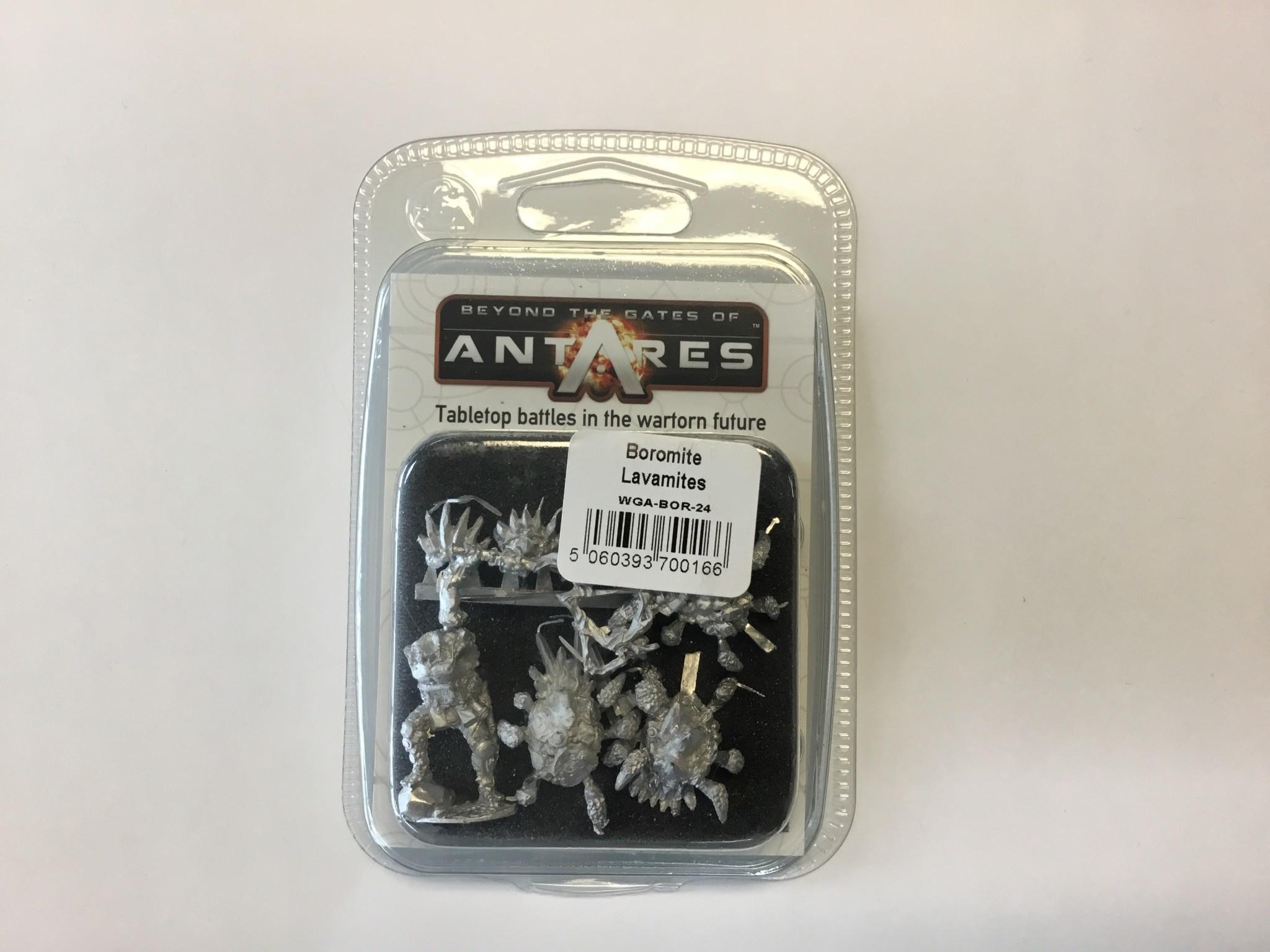 Warlord games Beyond the Gates of Antares: Boromite Lavamites