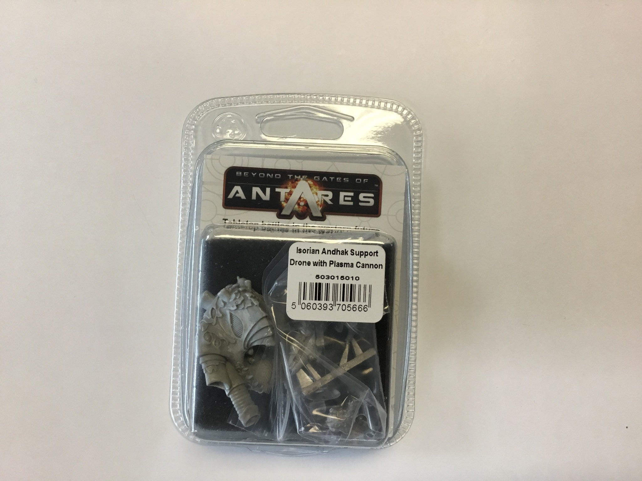 Warlord games Beyond the Gates of Antares: Isorian- Andhak Drone Cannon