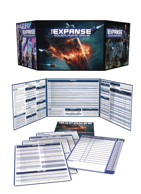 Green Ronin Publishing The Expanse RPG: game master kit