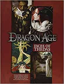 Green Ronin Publishing Dragon Age RPG: Faces of Thedas