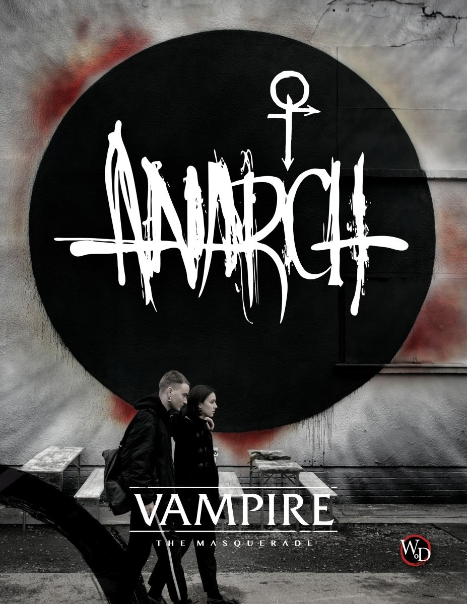 Modiphius Vampire RPG: Anarch Book
