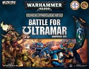 Wizkids Dice master: Warhammer Battle for Ultramar Campain Box