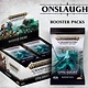 Games Workshop Warhammer CCG: onslaught booster