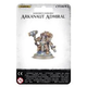 Games Workshop Warhammer Sigmar: Kharadron Overlords- Arkanaut Admiral