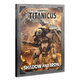 Games Workshop Warhammer Adeptus Titanicus Book: Shadow and Iron