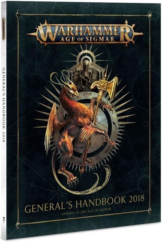 Games Workshop Warhammer Sigmar: General's Handbook 2018