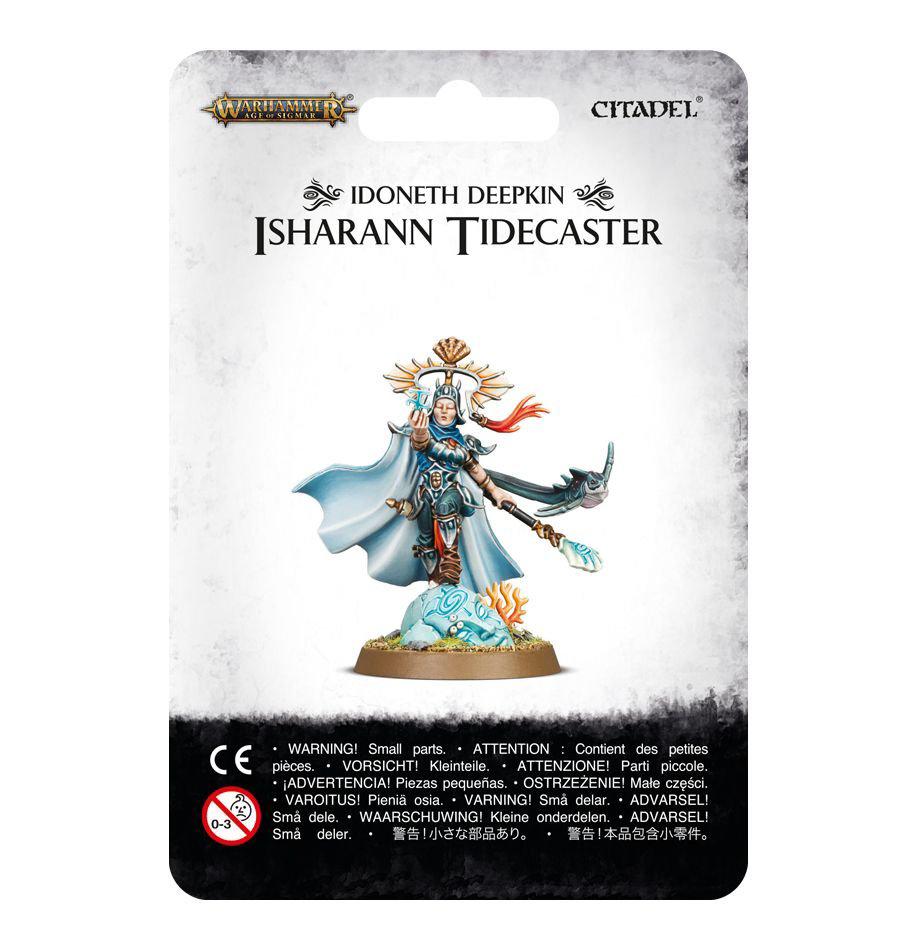Games Workshop Warhammer Sigmar: Idoneth Deepkin- Isharann Tidecaster