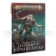 Games Workshop Warhammer Sigamr Battletome: Ossiarch Bonereapers