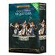 Games Workshop Warhammer Sigmar: Stormcast Eternals- Sequitors easy to build