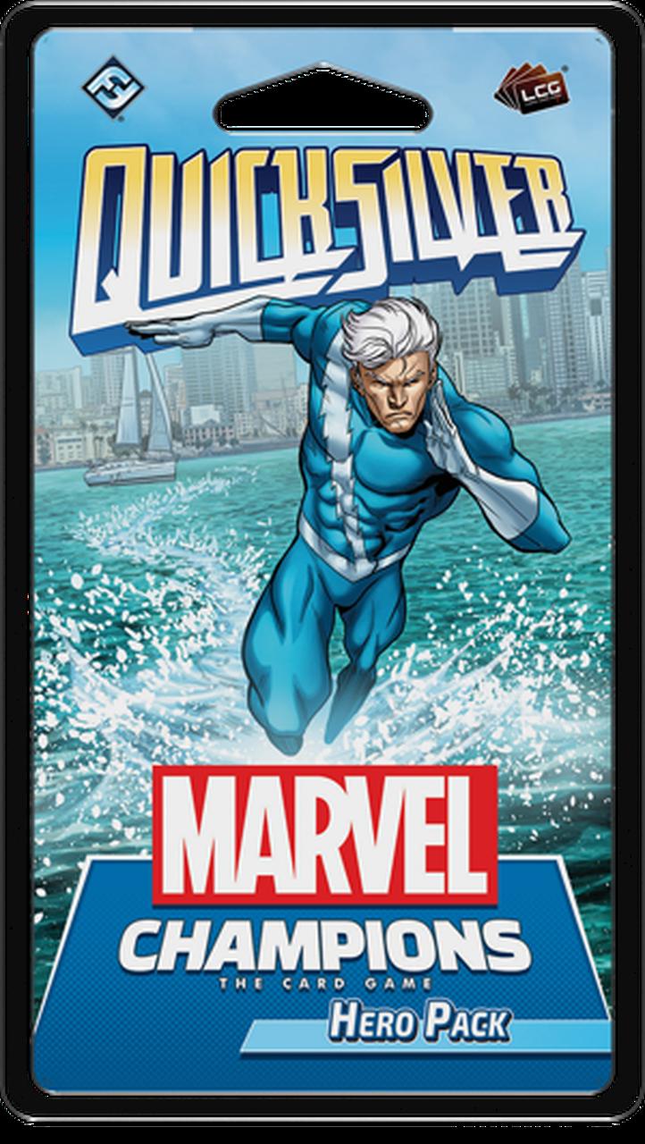 Fantasy Flight Marvel Champions: QuickSilver