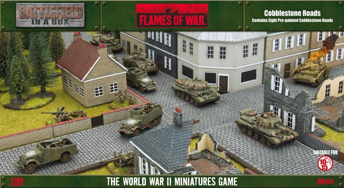 Battlefield in a Box Battlefield in a Box: Cobblestone Roads