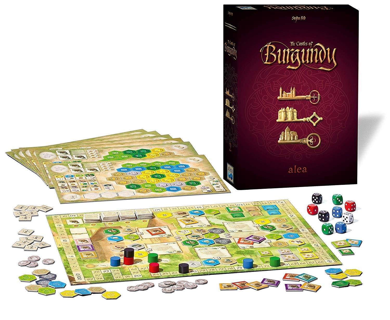 Ravensburger The Castles of Burgundy (20th anniversary)