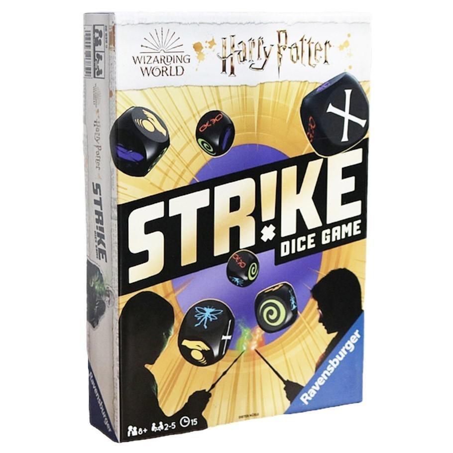 Ravensburger Harry Potter: Wizarding World Strike dice game