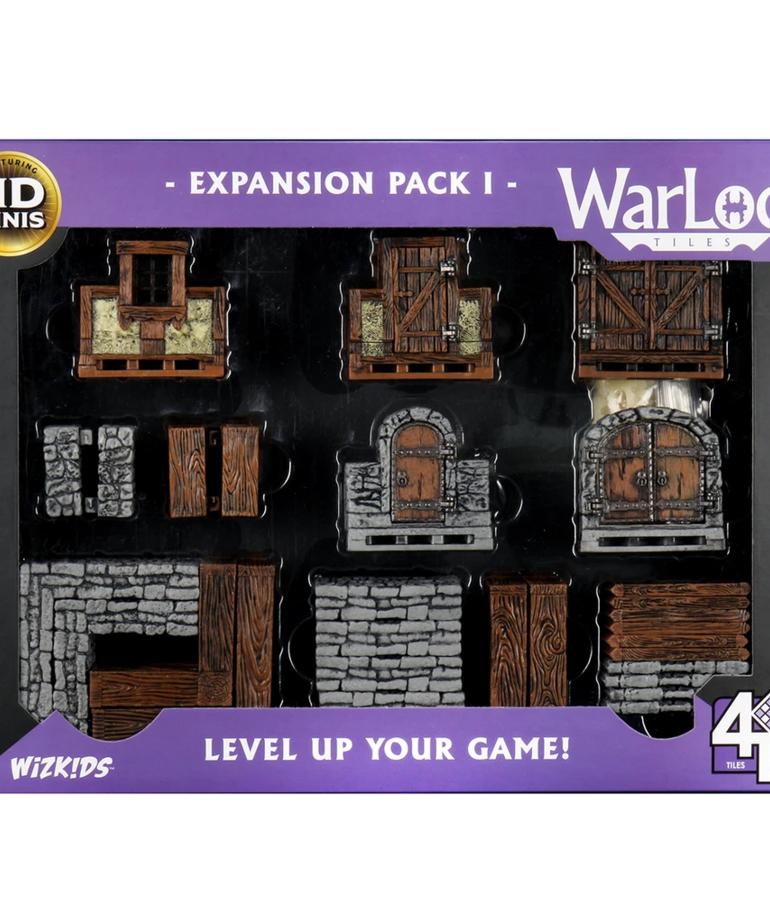 Wizkids Warlock Tiles: Expansion Pack I