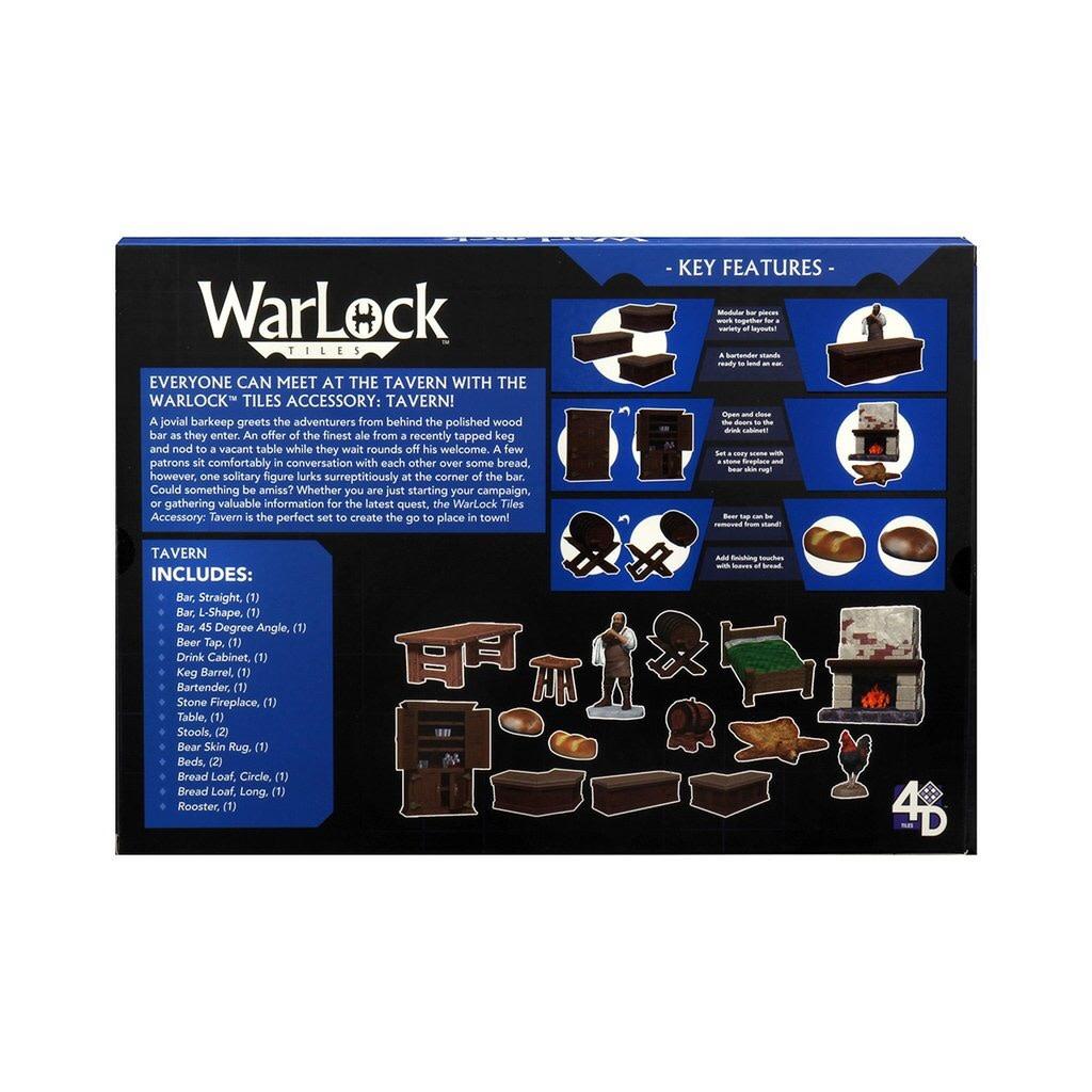 Wizkids Warlock Tiles: Kitchen