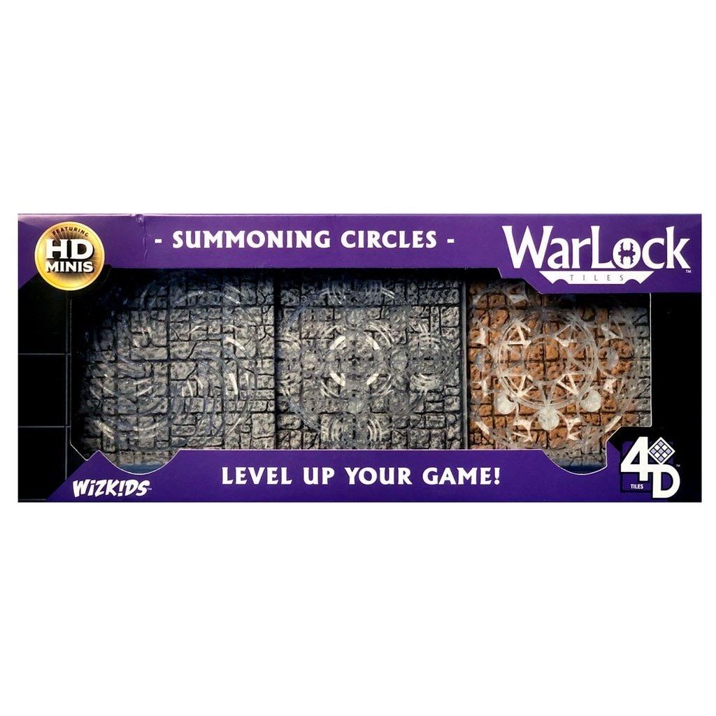 Warlock Warlock Tiles: Summoning Circles