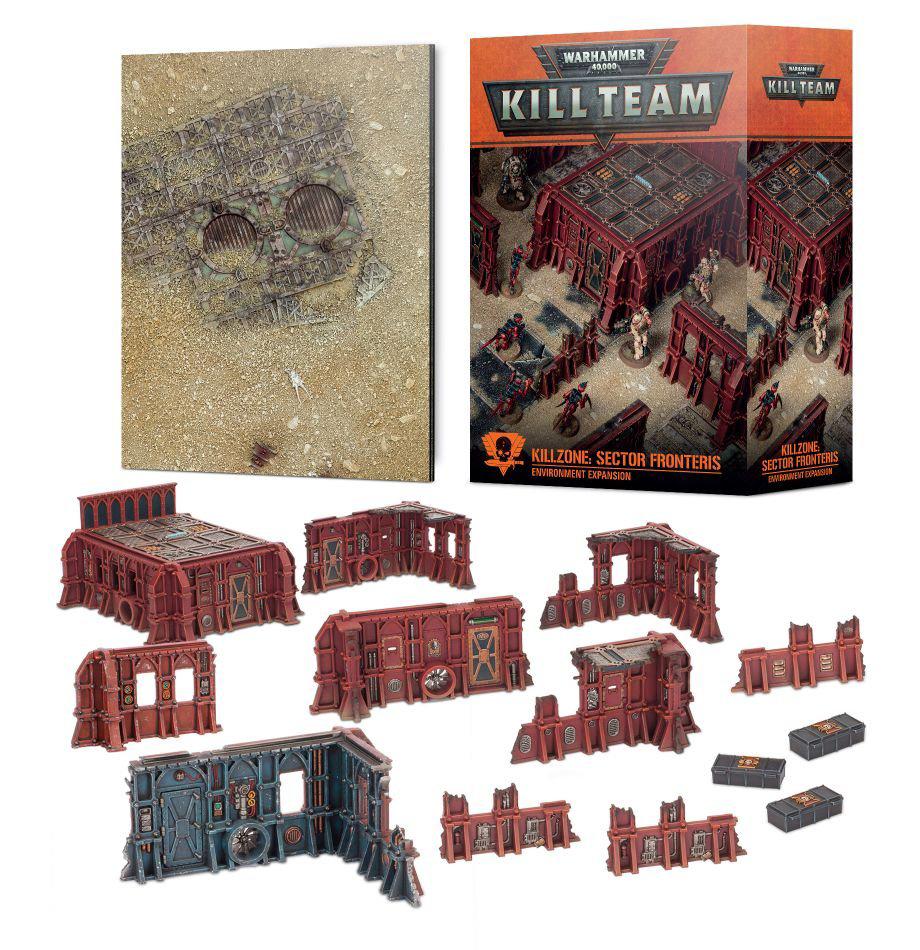 Games Workshop Warhammer Kill Team: Killzone- Sector Fronteris