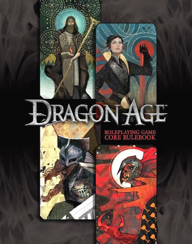Green Ronin Publishing Dragon Age RPG Core Rulebook
