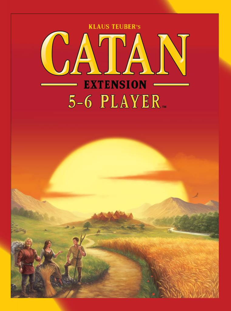 Catan Studio Catan: 5-6 Player Extension