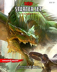 Wizards of the Coast D&D RPG: Starter Set 5th Edition