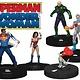 HeroClix-DC DC Heroclix: Superman Wonder Woman Colasal Booster