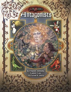 Atlas games Ars Magica RPG: Antagonists