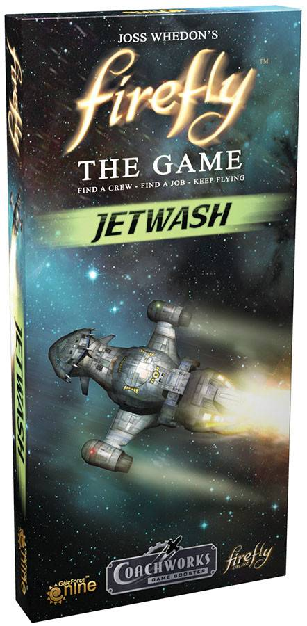Gale Force Nine FireFly The Game: Jetwash