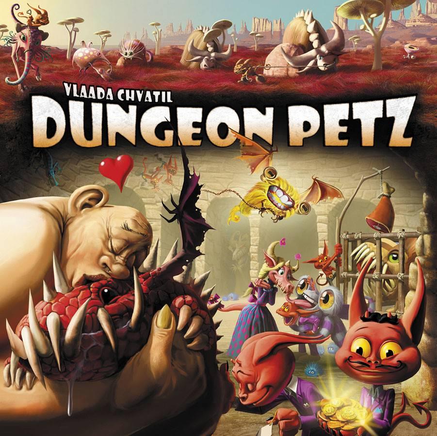 CGE Dungeon Petz