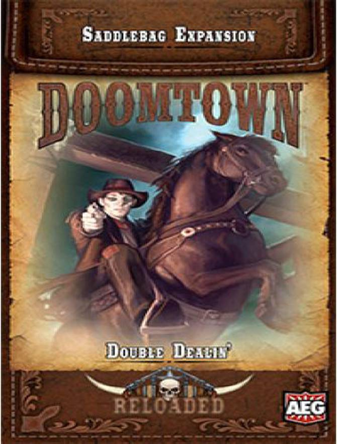 AEG Doomtown Reloaded: Double Dealin'