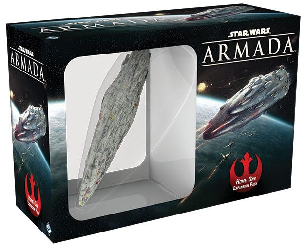 Fantasy Flight Star Wars Armada: Home One Expansion Pack