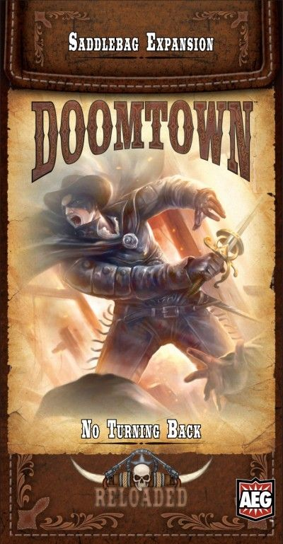 AEG Doomtown Reloaded: No Turning Back